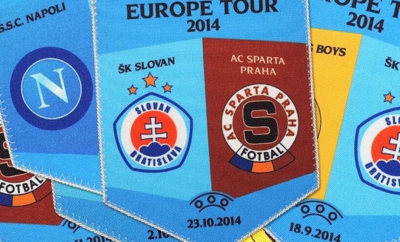 HISTORICKÉ OKÉNKO: Československé derby – vzpomínka na Evropskou ligu v sezóně 2014/15 – SPARTA versus SLOVAN