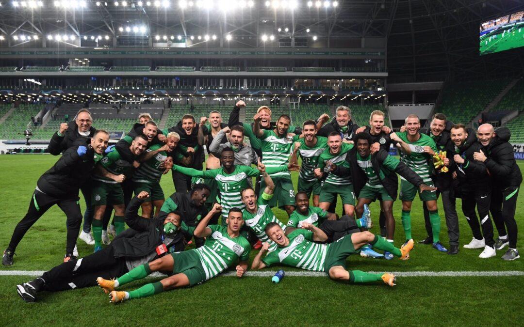 Co říkají na los Ferencvárose fanoušci maďarského mistra?