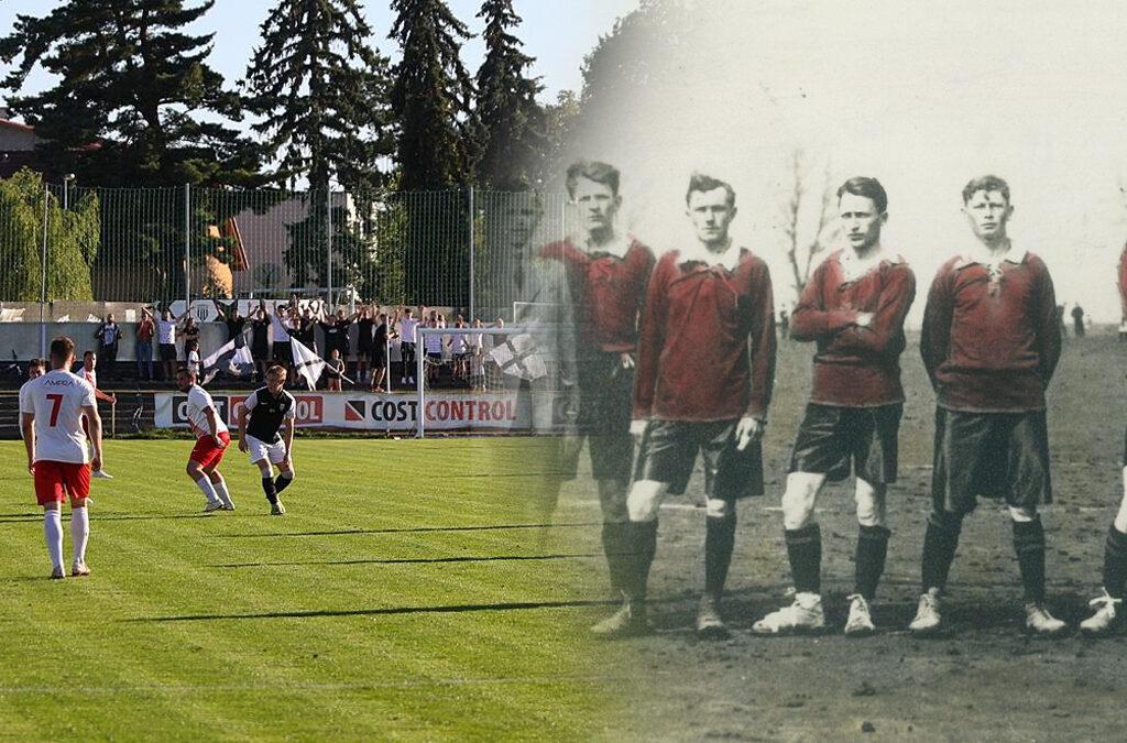 Zpět k legendám! Kbelský fotbal slaví 100 let, gratulovat přijede Poborský