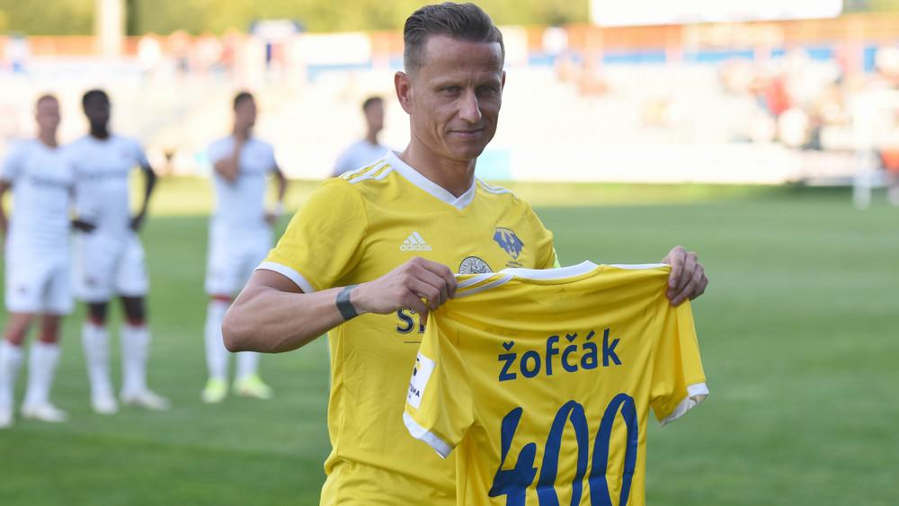 Rekordér Igor Žofčák zaznamenal štvrtú stovku štartov